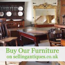 Buy our furniture on sellingantiques.co.uk